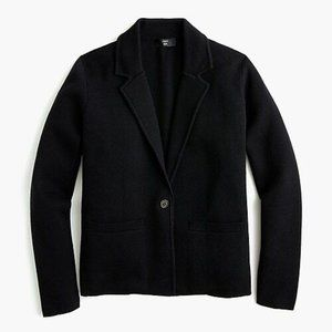 J. Crew 365 Margot Cropped Sweater Blazer